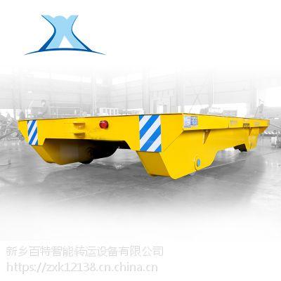 厂间搬运设备低压轨道搬运平车液压式转运车非标定制
