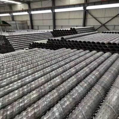 直径600的滤水管焊接降水管273mm*4mm降水滤水管 欢欢喜喜