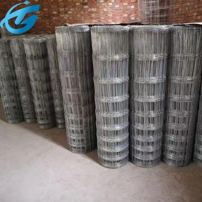 钢丝牛栏网/草原养殖钢丝网