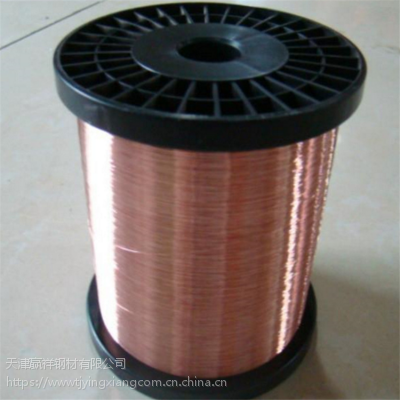 铜线加工 批发供应 T2 镀锡 无氧铜线 纸包线 铜排批发加工