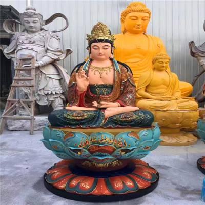 正圆树脂雕塑,浙江东方三圣佛像厂家,丽水华严三圣佛像|西方三圣生产厂家