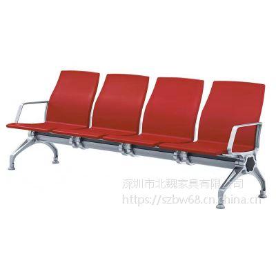 四连位排椅_办公家具