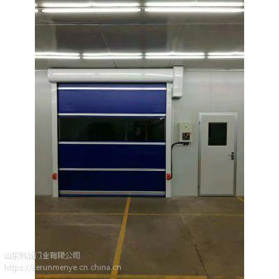 厂房车间门、PVC布感应门、可合适用各种车间门工业快速门