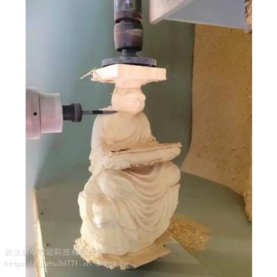 3D扫描与打印助力佛像泥塑制造