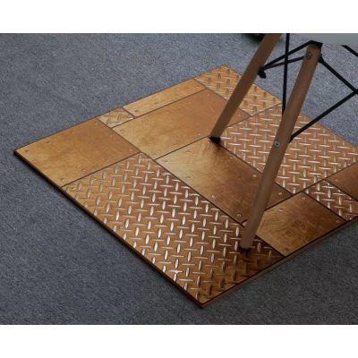 淄博陶瓷 金属砖厂家直销 超个性 KTV 工程专用 600*600