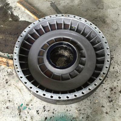 吉林白山昊冶液力偶合器维修技术研究