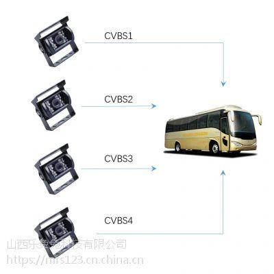 基于ISL79987的四路CVBS视频输入