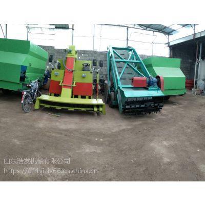 养殖场适用多功能青储取料机生产厂家