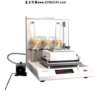 中西(LQS现货)苯类蒸发残留量测定仪 型号:JHG4-JH060101库号:M252460