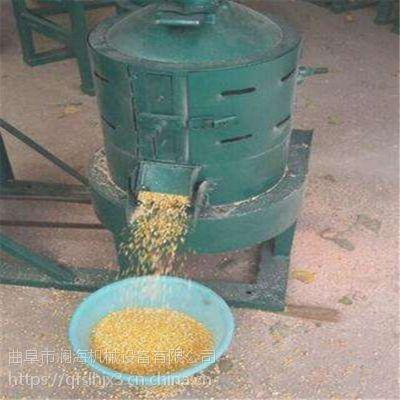 糙米谷子脱皮碾米机 砂轮大产量碾米机厂家 量大从优欢迎选购
