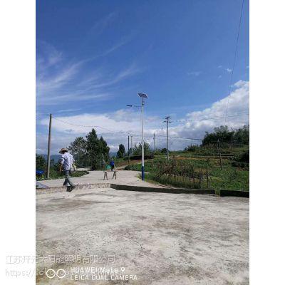 福建省福州市台州区质保三年锂电池太阳能路灯