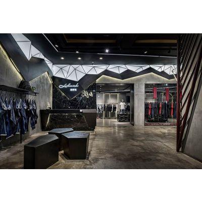 合肥服装店装修设计如何创造让消费者驻足的意境?