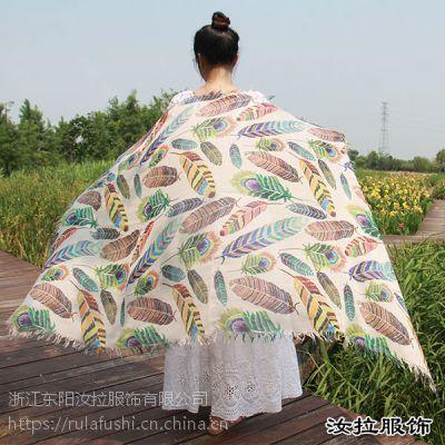 围巾生产工厂,20年出口全球 真正个性化围巾定制厂家-汝拉服饰