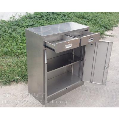 工具柜工具车铁柜不如不锈钢柜车间杂物收纳柜厂家耐用耐造加厚