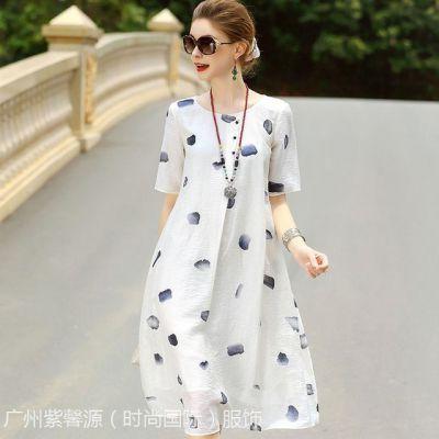 广州专柜女装尾货库存时尚国际品牌尾货服装批发
