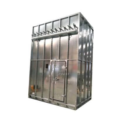 脉冲布袋式中央除尘器 家具厂木工车间工业粉尘除尘环保设备定做