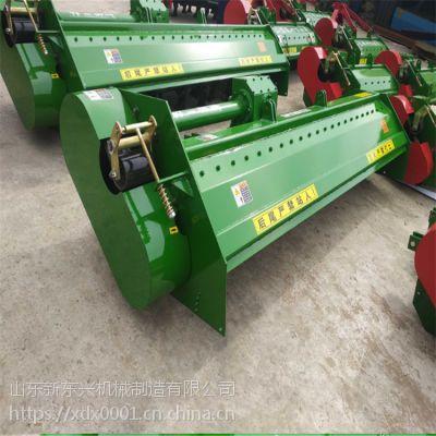玉米秸秆粉碎机 拖拉机带玉米秸秆还田机厂