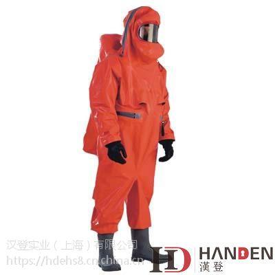 汉登防护服霍尼韦尔EasyChem 内置式重型防化服