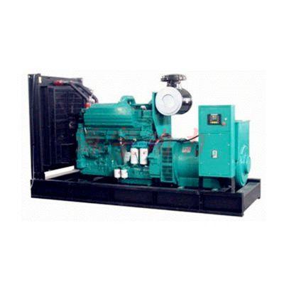 康明斯400kw静音型发电机组