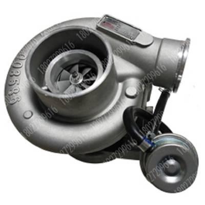 小松220增压器_小松PC220-7挖机_涡轮增压器_配件