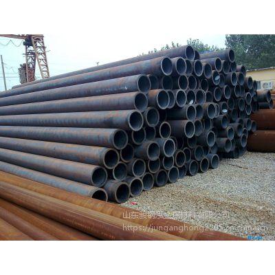 聊城16Mn无缝钢管公司16mn大口径厚壁管机械加工用厚壁管