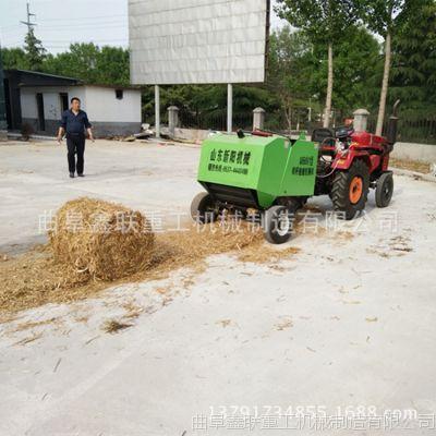 山东小麦秸秆打捆机厂家地址 玉米秆打包机诚招代理商