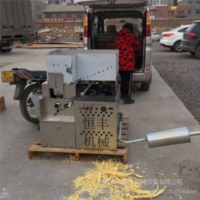 枣庄六角星实心棒机绿豆薏米机 箱货车载打花机 冬季热销四缸麻花