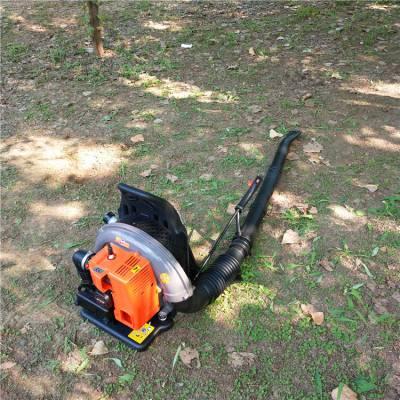 全新背负式路面吹风机乐丰牌 小区园林大功率吹叶机