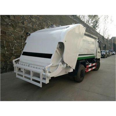 惠州市6吨10方垃圾压缩车,10方6吨垃圾压缩车