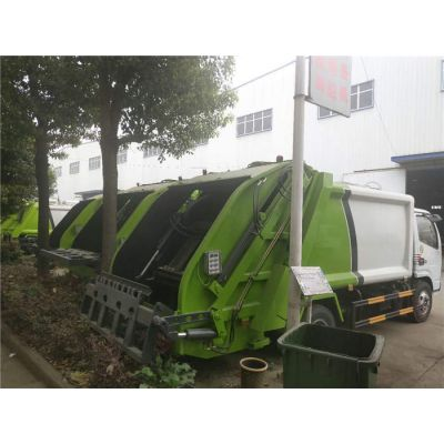 陕西8方压缩式垃圾车哪里有卖的