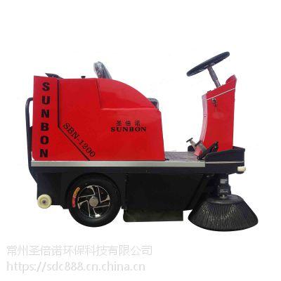 常州电动扫地车品牌-常州圣倍诺环保科技