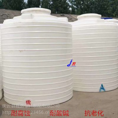 生产6立方化工桶 6T减水剂外加剂塑料桶 6吨塑料水桶储罐