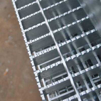 齿形钢格板_锯齿型钢格板_防滑钢格栅板「河北泰江钢格板」
