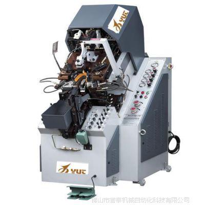 自动前帮结帮机   油压前帮机   高效率九爪前帮机