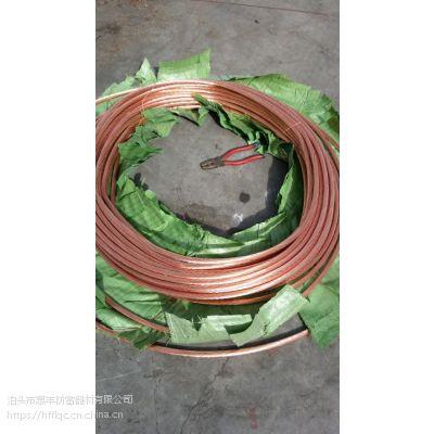 多股铜包钢绞线铜层厚度0.254国标闪电发货吆