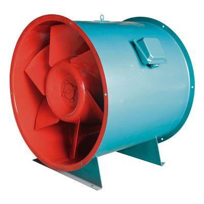 厂家直销HTF-II-11A双速消防轴流排烟风机 山东金光消防排烟专用风机
