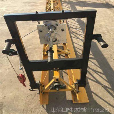 混凝土提浆振动梁 框架式整平机 各种路面机械设备 汇鹏直销