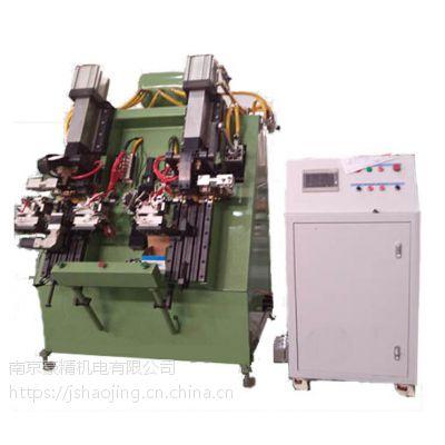 南京豪精 汽车连接杆焊接专机 厂家直销 点焊机 专机定制