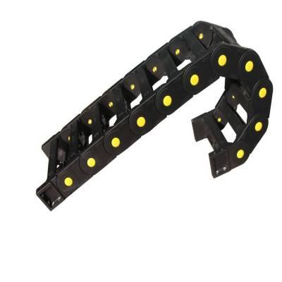 焊接变位机桥式工程拖链机器人承重型尼龙塑料拖链