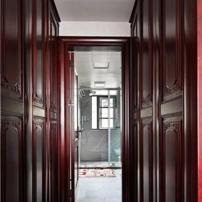 长沙全屋实木定制特价抢购、实木垭口、玄关柜定制本土设计