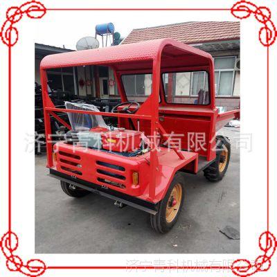 建筑工地柴油机物料运输装运车 配置液压制动装卸车 自动回料