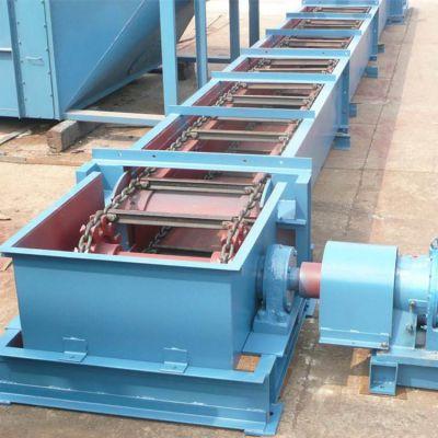 垂直型埋刮板输送机加工定制 板链刮板输送机