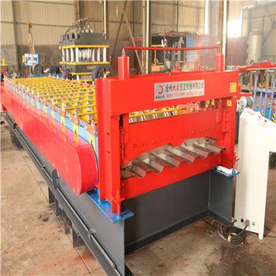地鑫生产销售车厢瓦楞板成型设备 全自动集装箱板机