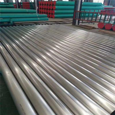 薄壁316L不锈钢管/现货拉丝不锈钢316L制品管