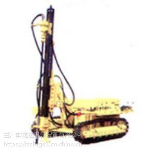 供甘肃武威履带式潜孔钻车和张掖潜孔钻车报价
