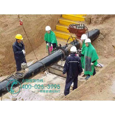 哈蜜管线 内蒙管线 新疆管线 专用外钳式数控坡口机 电动坡口机