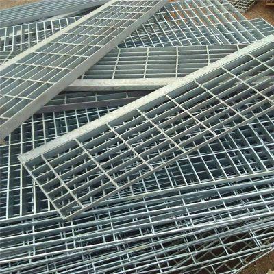 湖北钢格板 楼梯钢格板厂家 洗车房格栅板批发