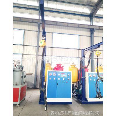供应聚氨酯保温浇注管机器 芯层浇注复合管机器设备