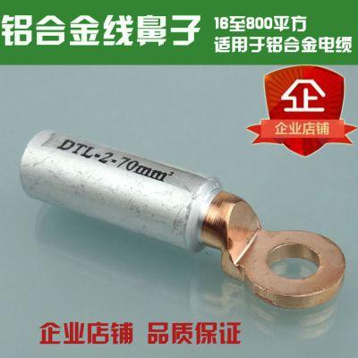 接线端子出口型 线耳 DTL-2-70 电力金具 铝合鼻子金线