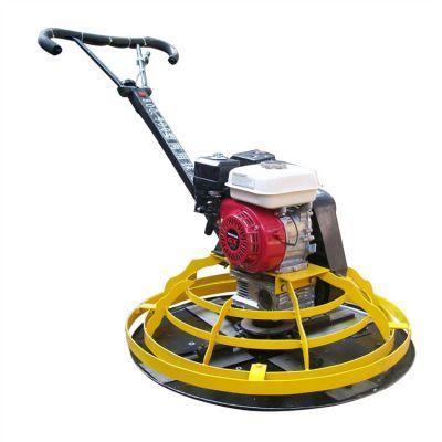 现货供应90手推式抹光机 汽油混凝土抹光机 手扶式平地抹光机